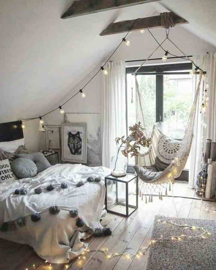 La décoration d'une chambre à coucher doit inclure un coin détente
