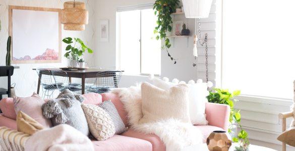 Décoration de printemps12 idées déco pour votre intérieur