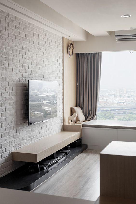 Décorer le mur de votre télévision grâce à 10 astuces déco 5
