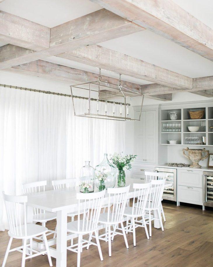 Des salles à manger minimalistes à la décoration revigorante 3