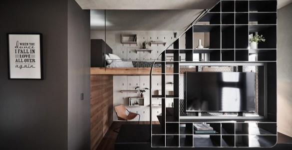Gagner de la place dans un petit appartement grâce à des meubles multifonctionnels 2