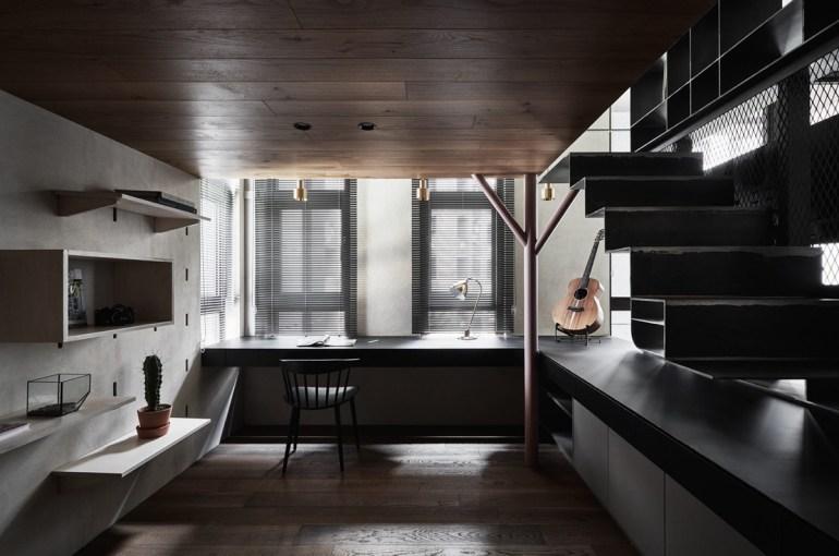 Gagner de la place dans un petit appartement grâce à des meubles multifonctionnels 4