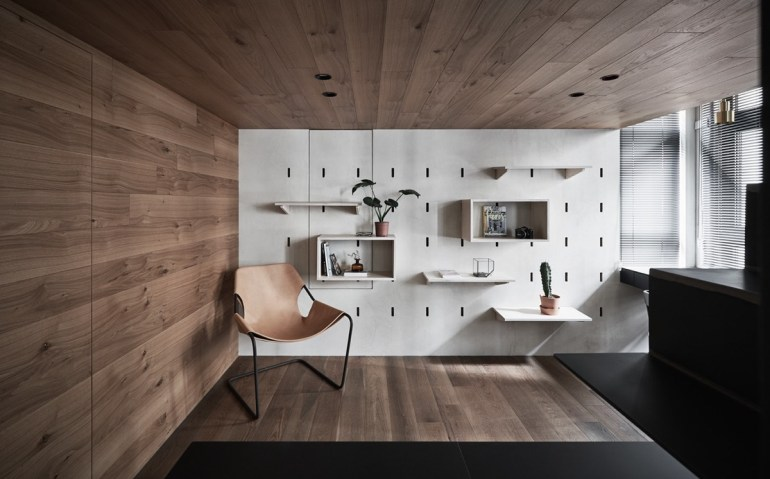 Gagner de la place dans un petit appartement grâce à des meubles multifonctionnels 6