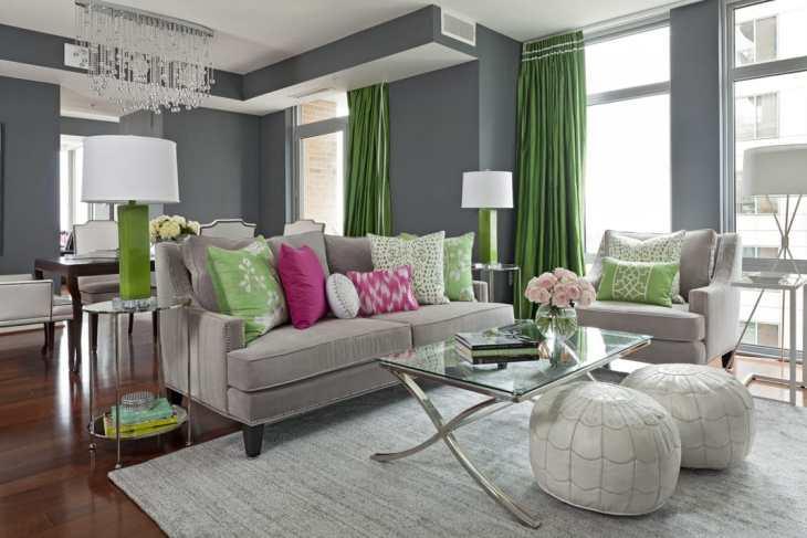 Transformer la décoration de votre salon 9