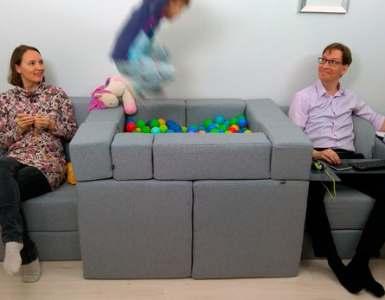 BiT - Des meubles modulaires absolument incroyables