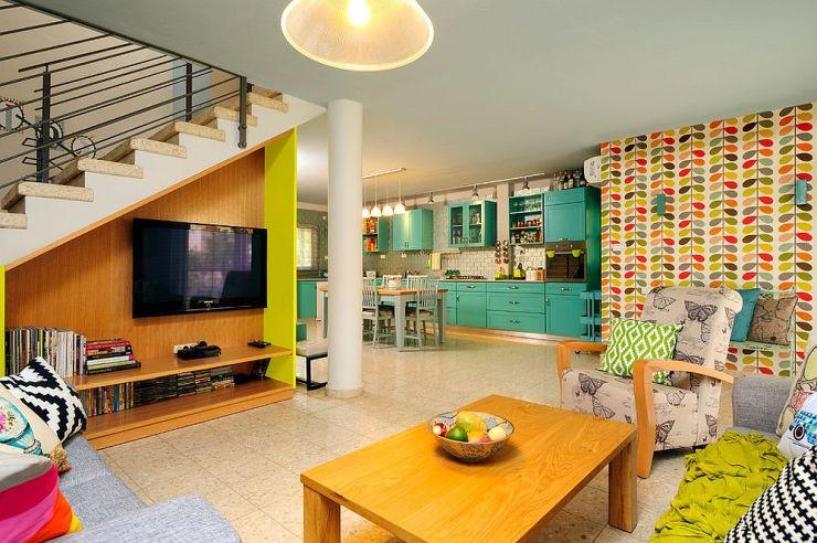 Comment utiliser l'espace sous l'escalier de votre maison 4