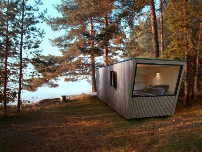 In Tenta dévoile DROP Box N-240, une minuscule maison transportable 1