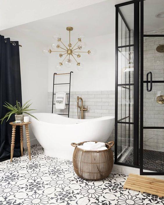 Rénover une salle de baincréer une sensation de luxe sans les dépenses qui vont avec