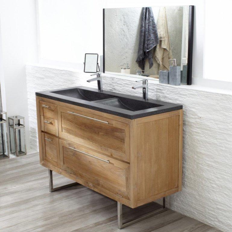 Tendance bois 10 salles de bains utilisant du bois naturel 3