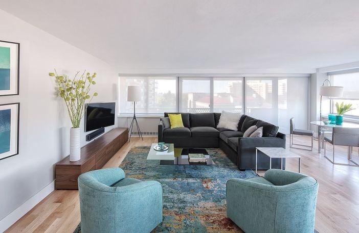 Utilisez les meubles pour délimiter l'espace