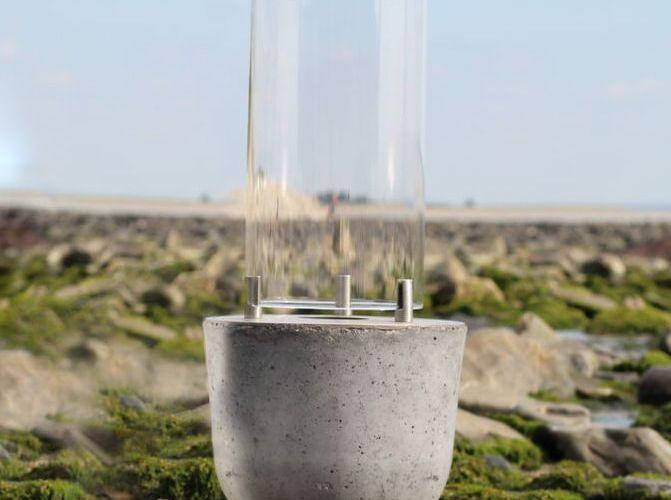 lampe à éthanol Bomboca de Cacoon
