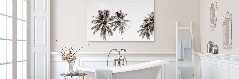 Rénover sa salle de bain l'art en question