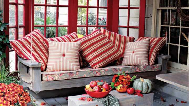 Habiller votre porche ou votre terrasse