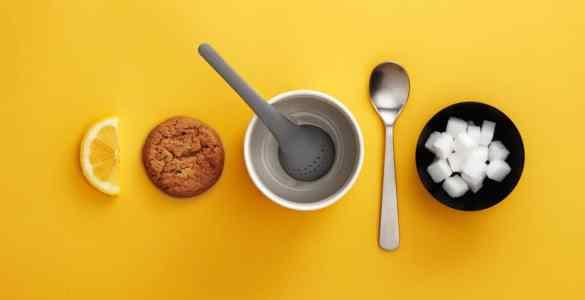 La boule à thé dans tous ses états design et décorative