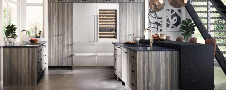 Une cuisine de rêve avec deux lave-vaisselle