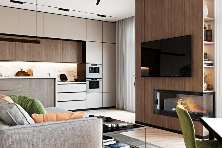 maison familiale moderne sophistiquée 3