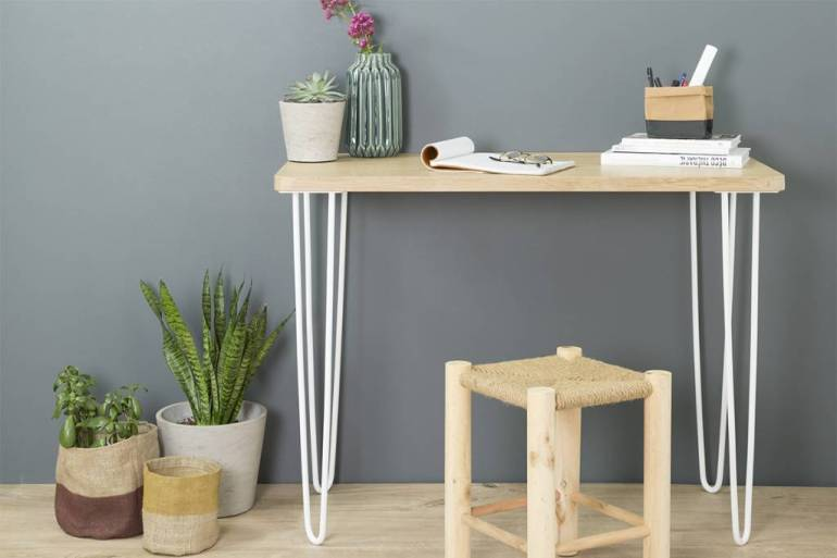 Comment rénover une vieille table de cuisine