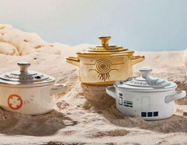 cocottes Star Wars de Le Creuset 2