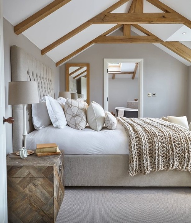 Le linge de lit 1