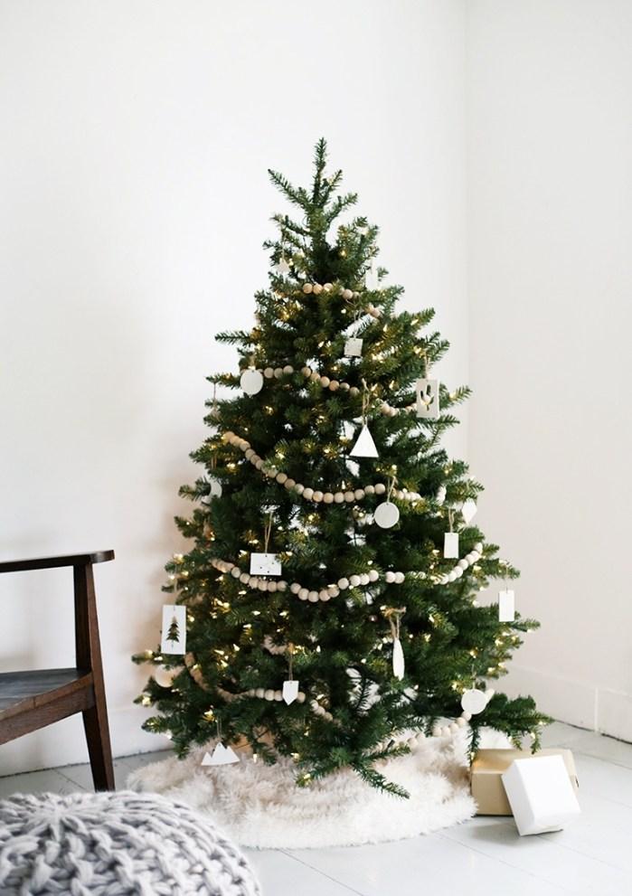 sapin couleurs de Noël 2020 2