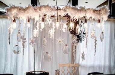 Décorer votre salle à manger à Noël de façon gai et moderne 3