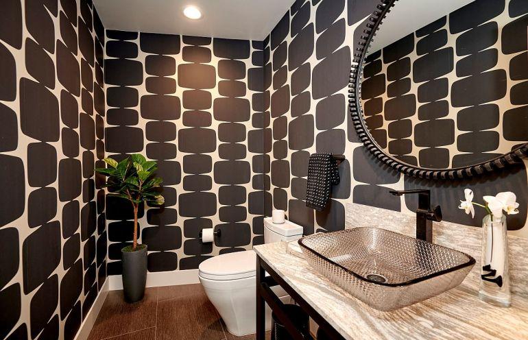 Tendances déco 2021 - Découvrez comment décorer vos toilettes cette année