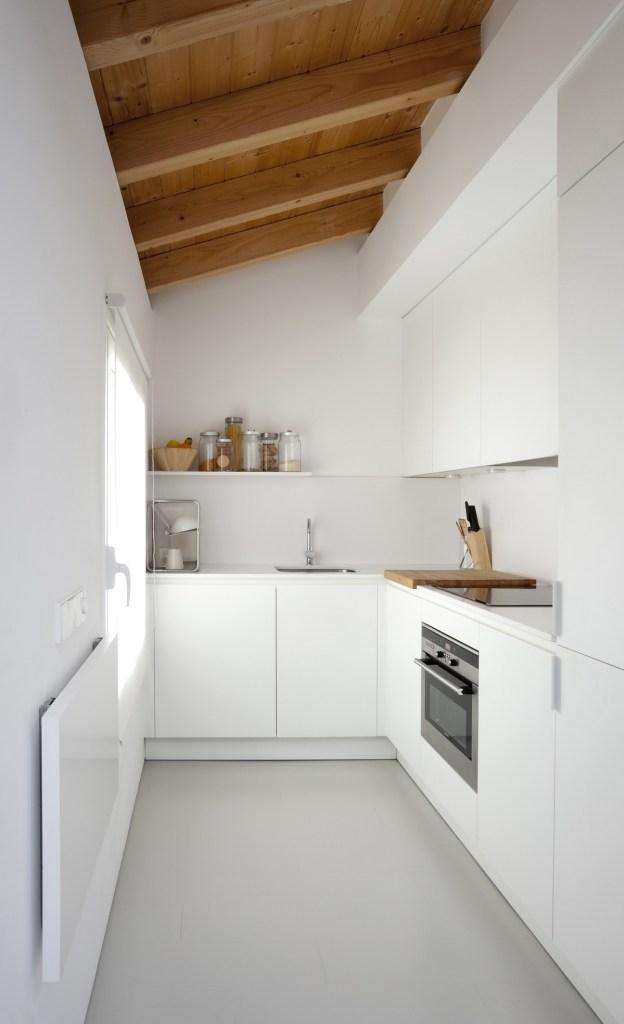 Petits pot pourri de cuisines minimalistes pour terminer
