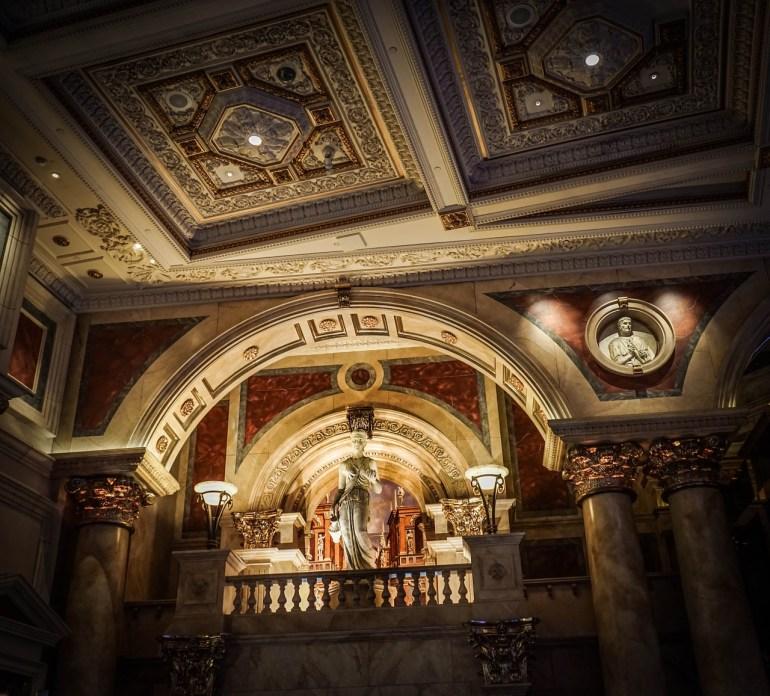 L'évolution de la décoration des casinos
