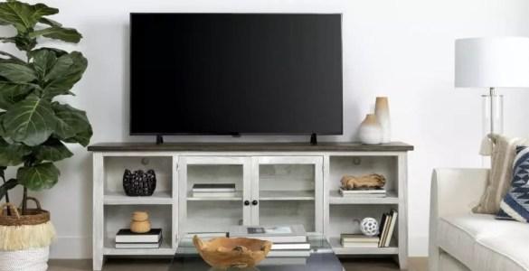 Comment bien choisir la taille de son meuble TV