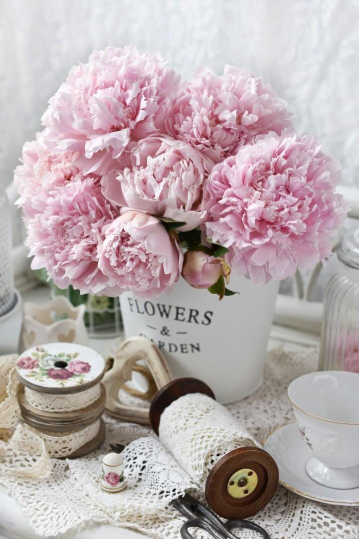 Des accents floraux et une touche de nature
