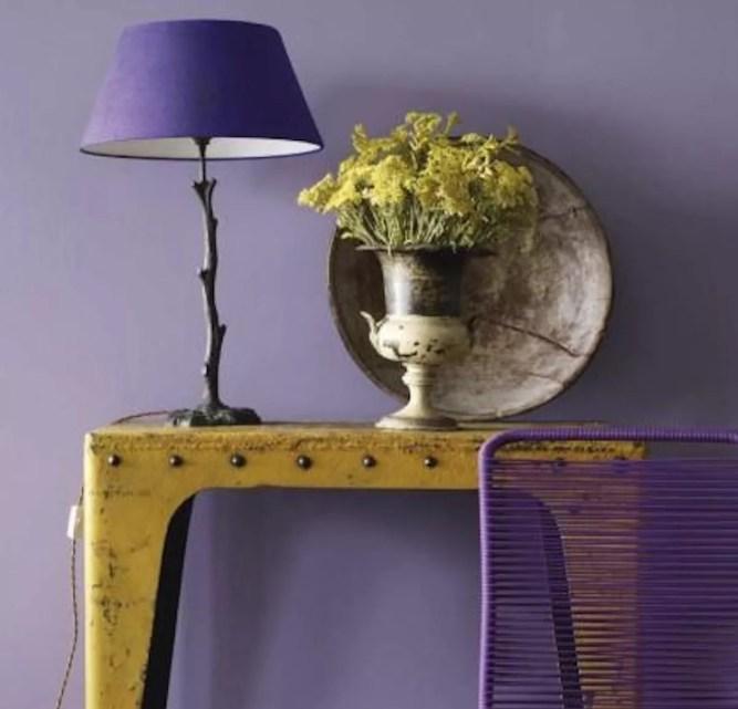 La couleur violette Feng Shui