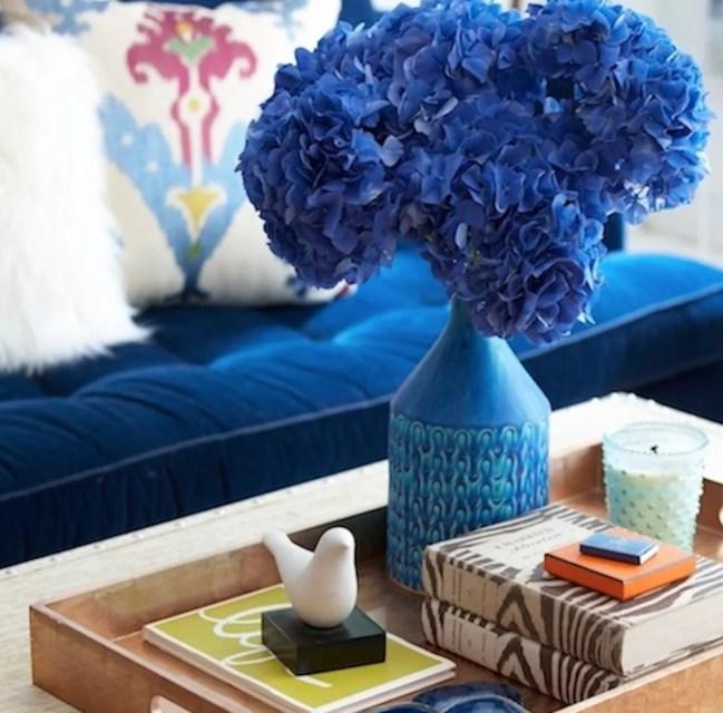 La signification des couleurs Feng Shui le bleu