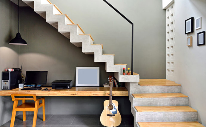 8 Fantsticos tips para decorar las escaleras interiores