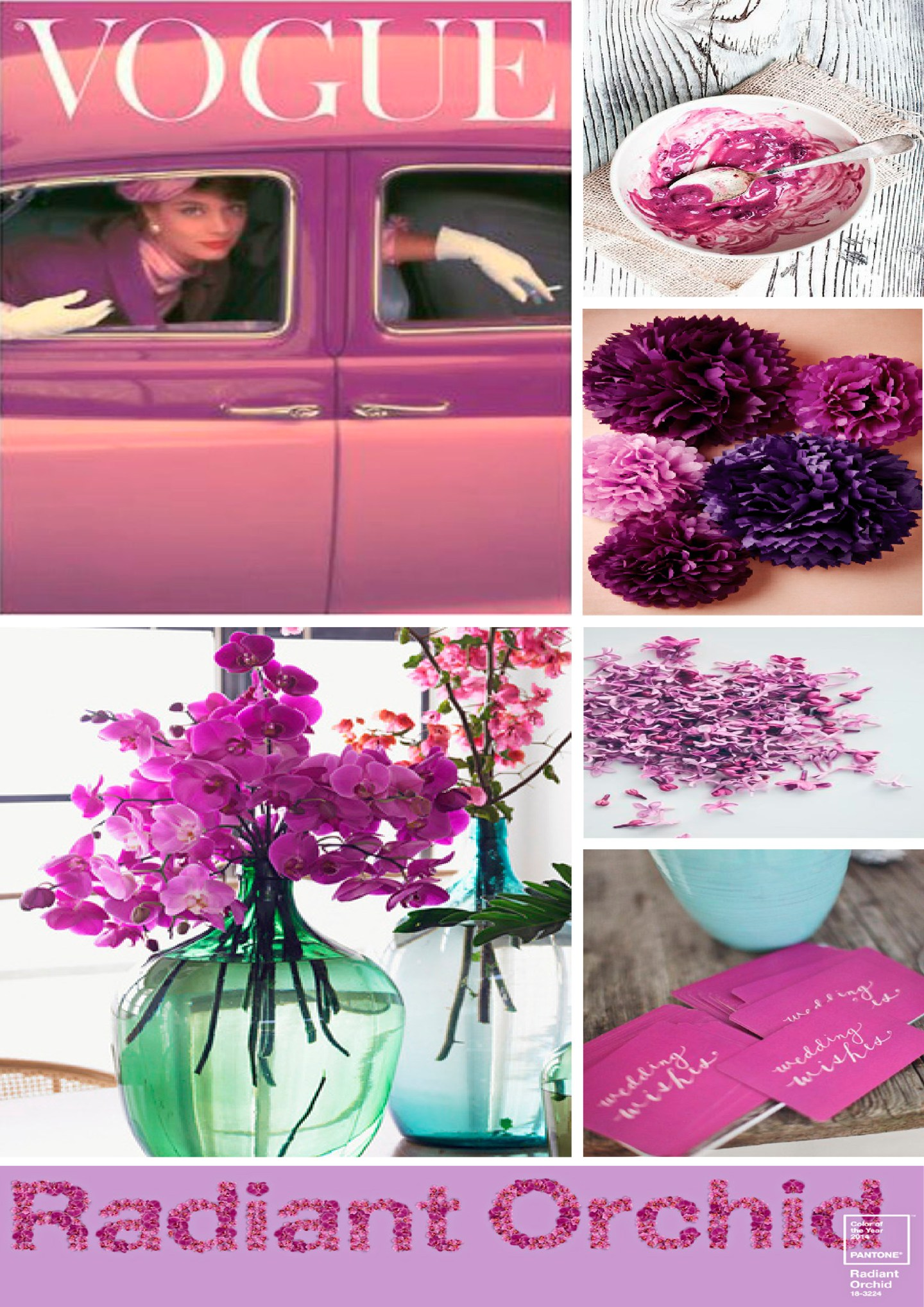 vogue radiant orchid
