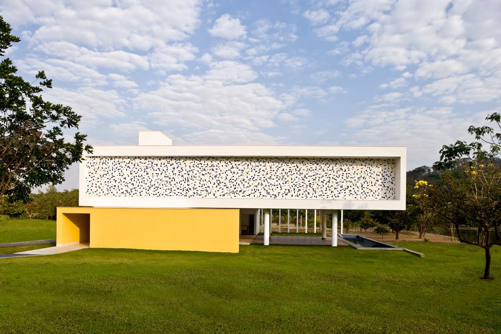 architecture contemporaine brésil