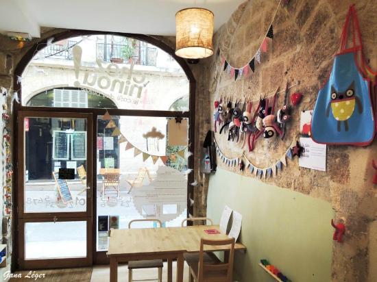 Chez Ninou - Les Café des bébés