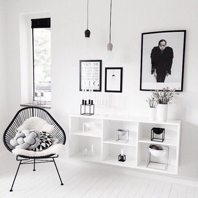 Kleur interieur een licht en wit interieur stijlvol styling woonblog - Deco interieur wit ...