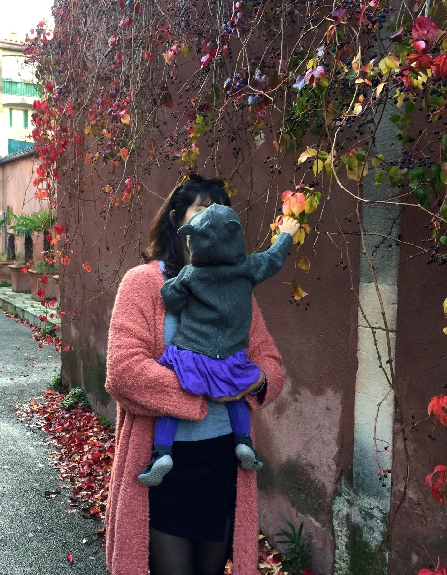 Look du jour de famille : Me and my little bear