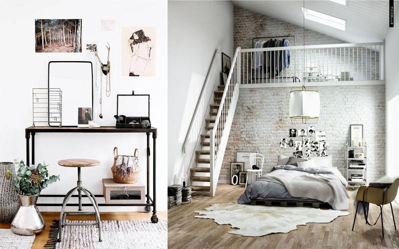 Quand le style scandinave rejoint le design industriel pour notre plus grand plaisir!