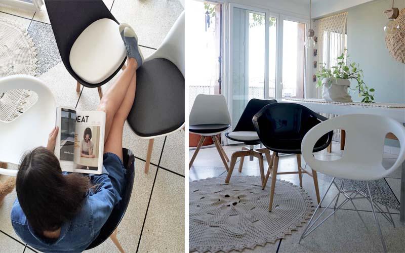 Jeu-concours Freshmeubles : Remportez la chaise design de votre choix