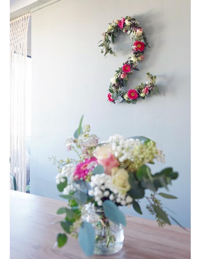 DIY-un-chiffre-de-fleurs-tableau-végétal4