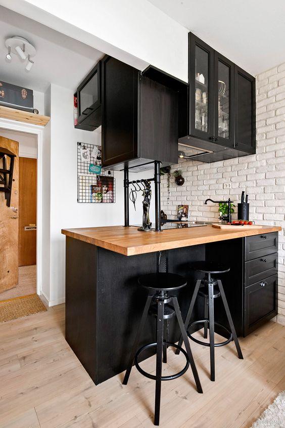 Hallyu0027s London  Cuisine_briques_style_wabi_sabi Loft Design_blog_decouvrir_design_6