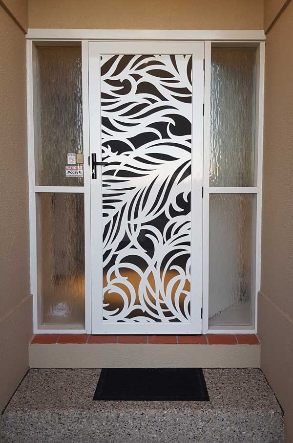 Project Gallery Laser Cut Decorative Security Screens
