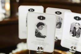 1920s Table Numbers
