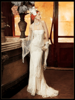20s Wedding Dress - Yolan Cris - Roma