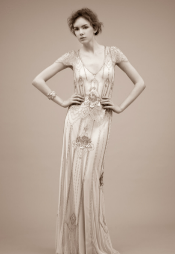Ethereal Eden Gown by Jenny Packham  Deco Weddings