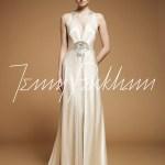 Art Deco Gowns    Jenny Packham 2012