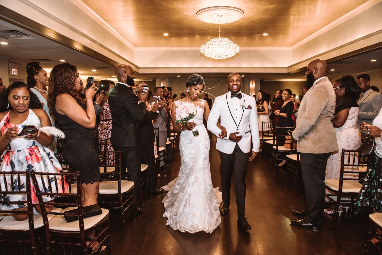 Modern Deco Black Tie Wedding  Kassandra  Stan  Deco