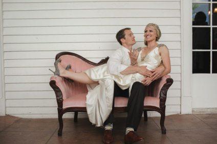 Art Deco Colorado Wedding