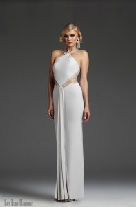 Art Deco Wedding Gown VM949